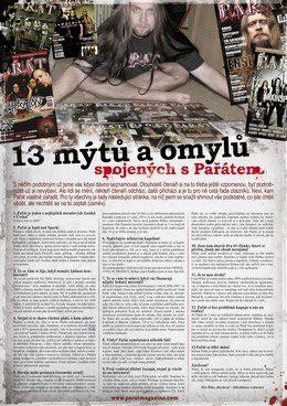 13 mýtů a omylů spojených s Pařátem