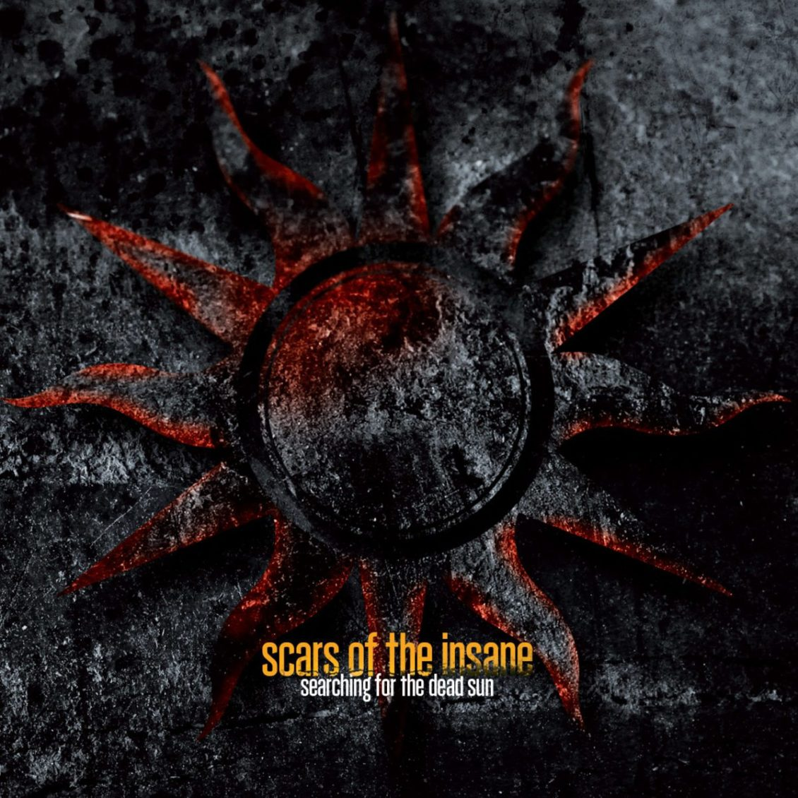 SCARS OF THE INSANE – Searching For The Dead Sun