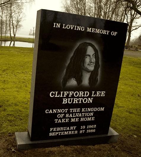 CLIFF BURTON (1962-1986)